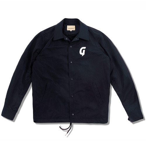 [코이그레이]G COACH JACKET (dark navy)