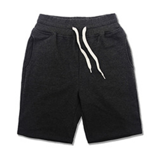 [코이그레이]sweat short pants CHARCOAL