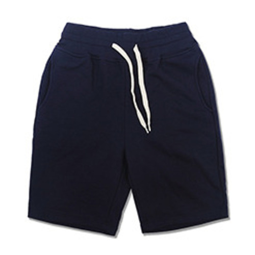 [코이그레이]sweat short pants NAVY