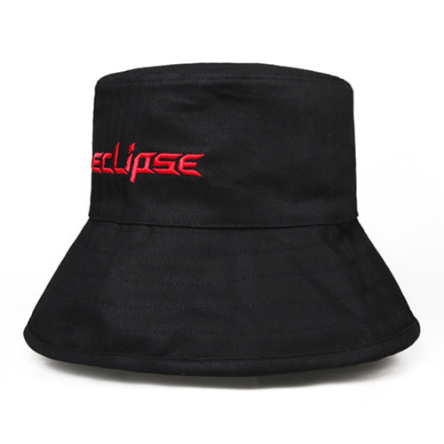 [네스티팜]ECLIPSE BUCKET HAT BLACK