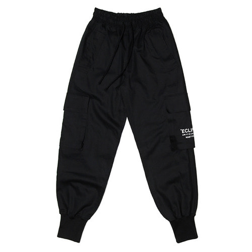 [네스티팜][NYPM] ECLIPSE JOGGER PANTS (BLK)