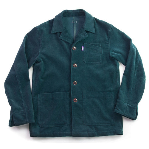[예스아이씨]Corduroy Jacket Green