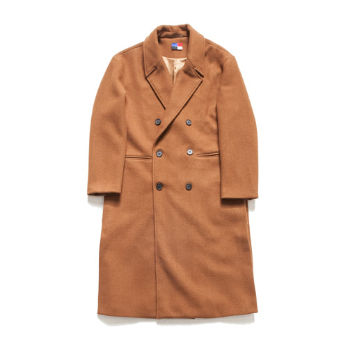[아워히스토리]Dubble Long Coat_Brown