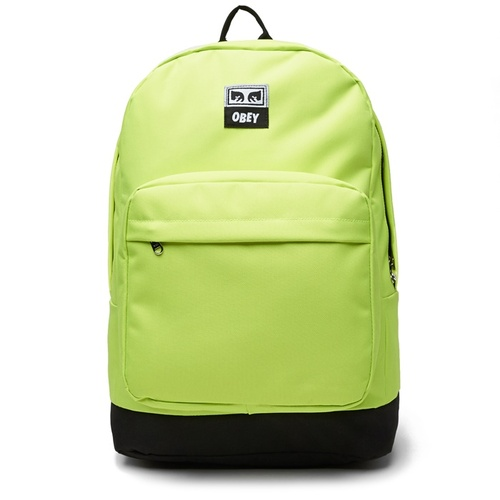 [오베이]DROP OUT JUVEE BACKPACK - SAFTEY GREEN
