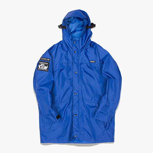 [디쿠마] PL MOUNTAIN JACKET_BLUE