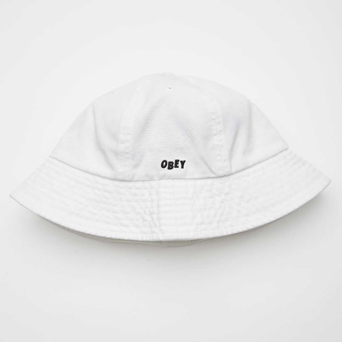 [오베이]DECADES BUCKET HAT - NATURAL