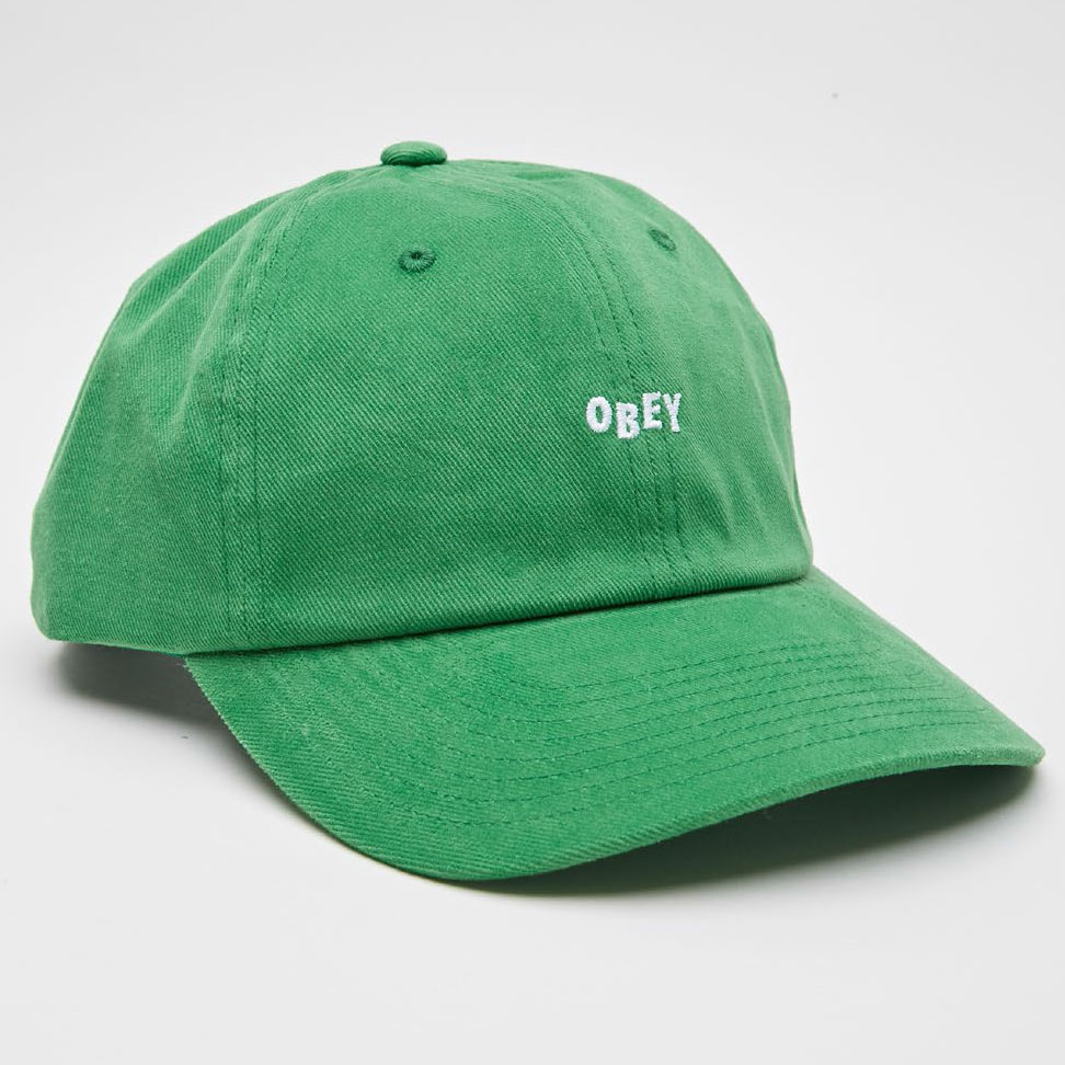[오베이]CUTTY 6 PANEL SNAPBACK -  GREEN