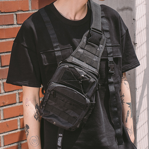 [크럼프] Tech flavor authentic cross bag(TA0003)