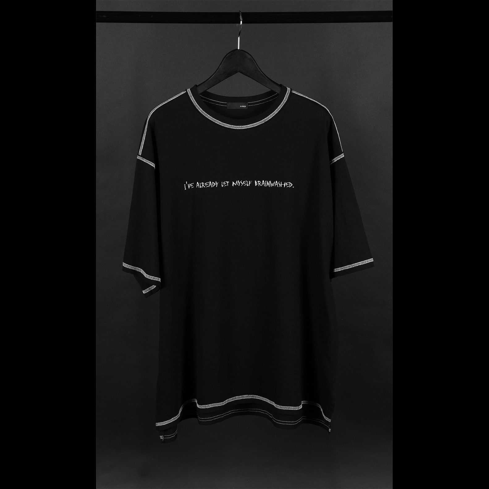 [디베르그]Reversed Stitch T-Shirts Type-B [Oversized]