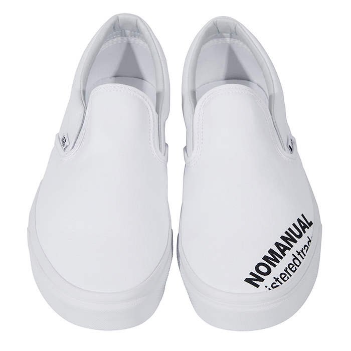 [노매뉴얼]NM SLIP-ON - CUSTOMIZED ON VANS