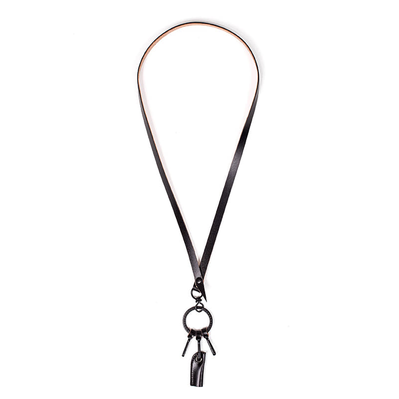 [에이징CCC]342# PEN HOLDER NECKLACE-BLACK