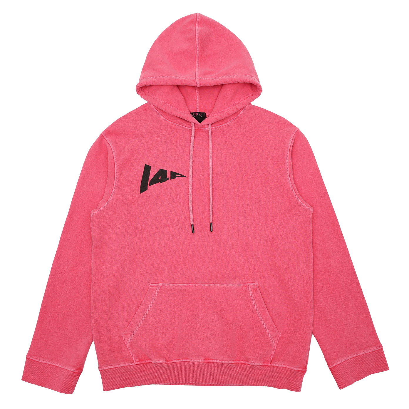 [아이사피] 148 Washing Hood T-Shirt Pink