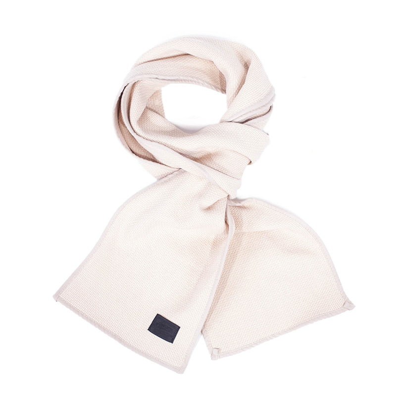 [에이징CCC]373# BASIC ROBUST MUFFLER-IVORY