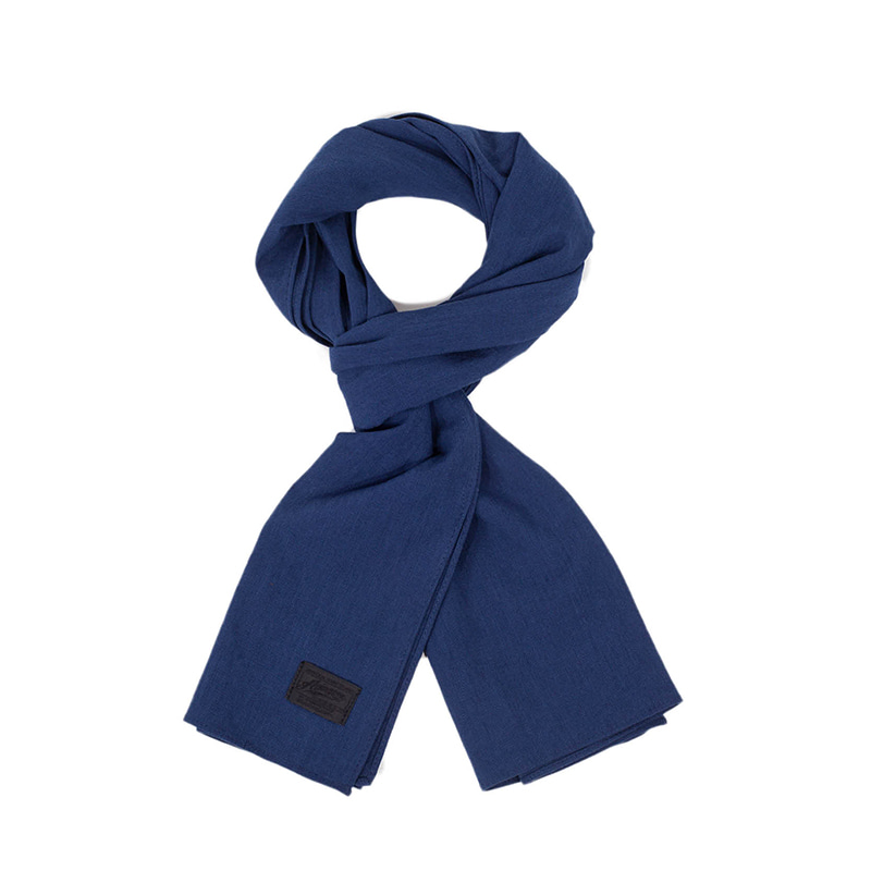 [에이징CCC]362# BASIC SCARF-NAVY
