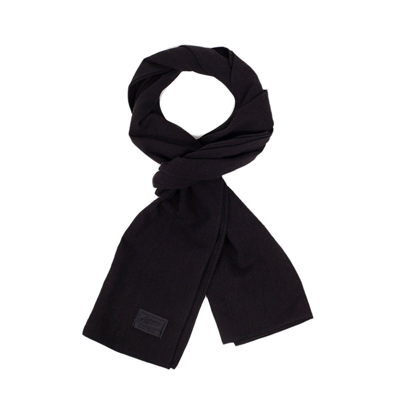 [에이징CCC]360# BASIC SCARF-BLACK