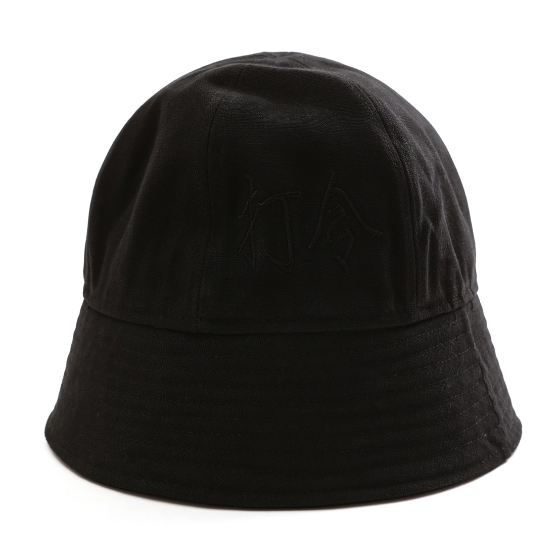 [아이사피] Poong Ark Bucket Hat Black
