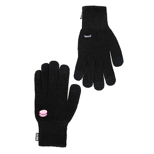 [피스메이커]MACARON SMART GLOVES (BLACK)
