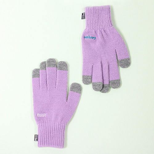 [피스메이커]PETIT GARCON SMART GLOVES (PURPLE)