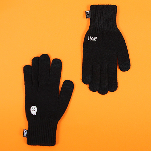 [피스메이커]GLOW GHOST SMART GLOVES (BLACK)
