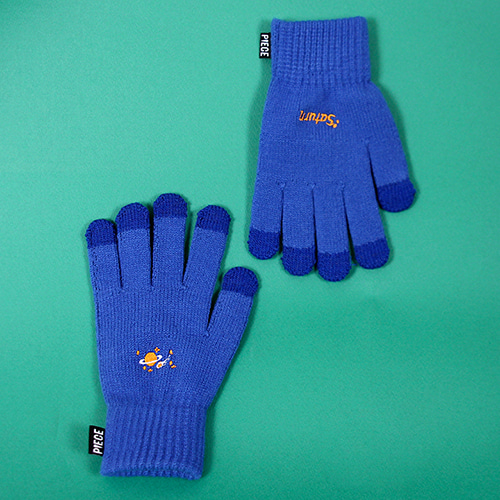 [피스메이커]SPACE UNIT SMART GLOVES (BLUE)