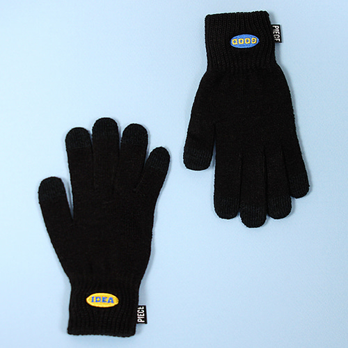 [피스메이커]NEW GOOD IDEA SMART GLOVES (BLACK)
