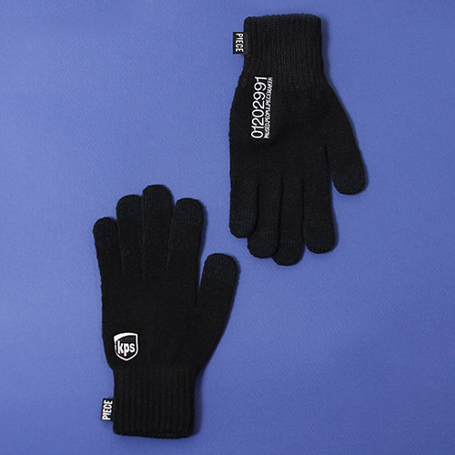 [피스메이커]KPS SMART GLOVES (BLACK)