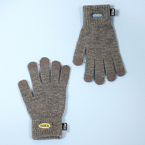 [피스메이커]NEW GOOD IDEA SMART GLOVES (GREY)