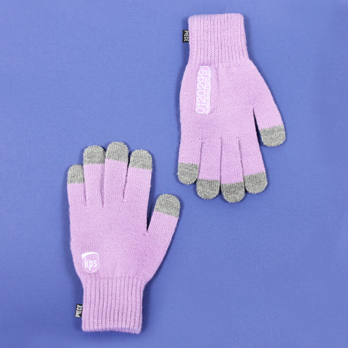 [피스메이커]KPS SMART GLOVES (PURPLE)