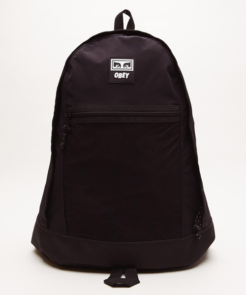 [오베이] CONDITIONS DAY PACK - BLACK