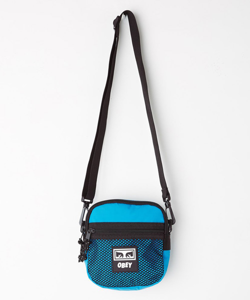 [오베이] CONDITIONS TRAVELER BAG - PURE TEAL