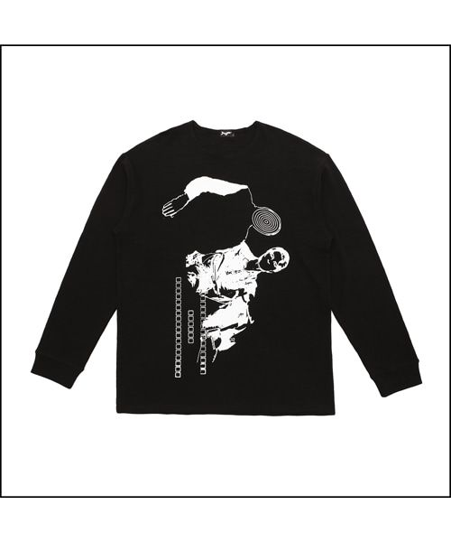 [아이사피] 13 Bowie Long Sleeve Black