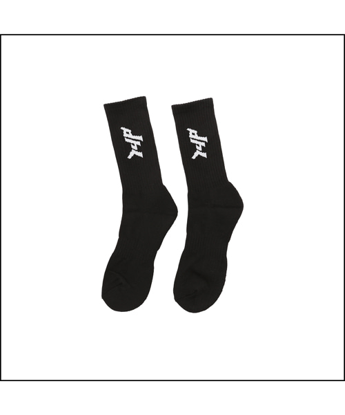 [아이사피] 02 I4P Socks Black