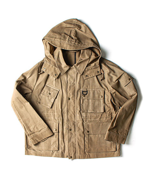 [아워셀브스] DIRTY WAXED M-70 FIELD JACKET (SD)