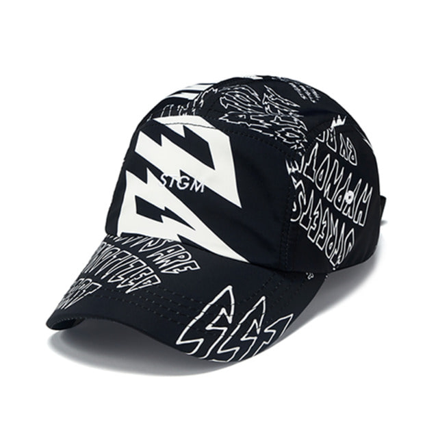 [스티그마]STIGMA GRAFFITI CAMP CAP PATTERN