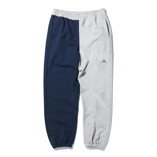 [노매뉴얼] H&H SWEATPANTS - NAVY